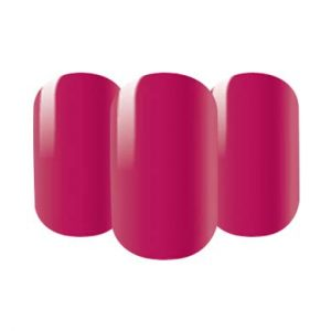 pink nail wraps